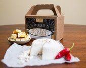 Paneer & Queso Blanco Cheese Kit (cow milk)