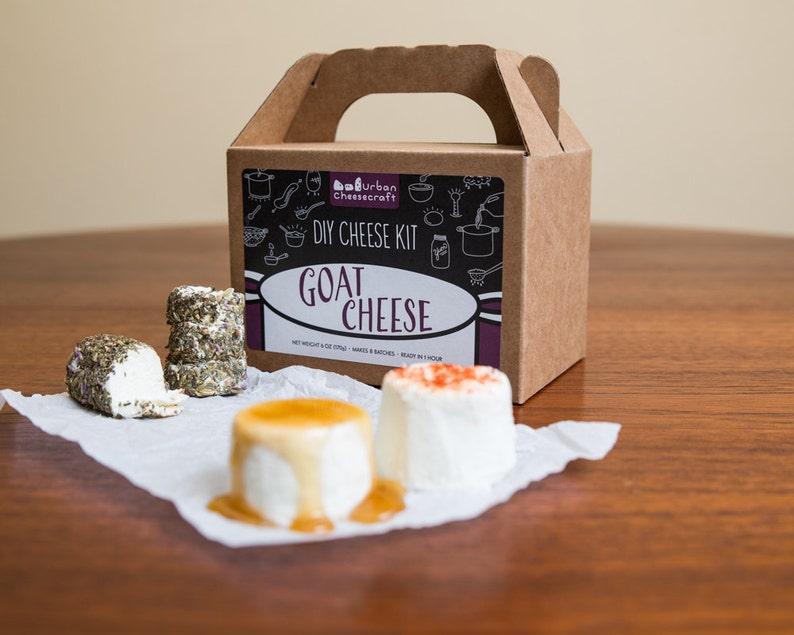 Goat Cheese Kit  goat milk image 0