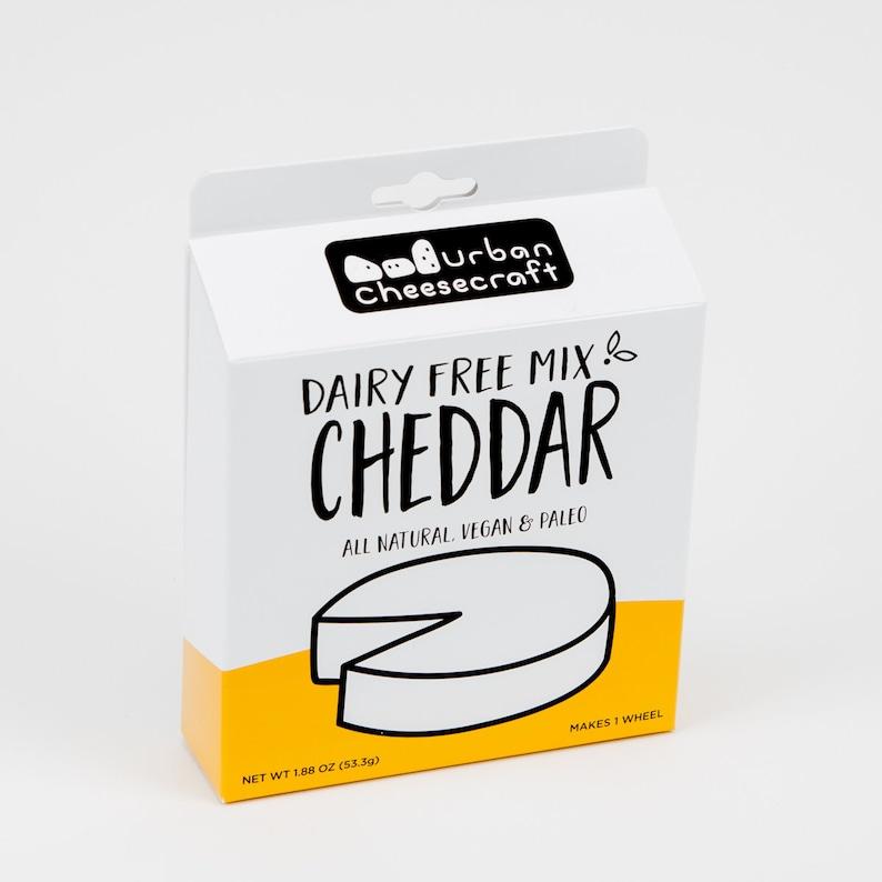Dairy-Free Cheddar Mix  Vegan Paleo Gluten-Free Non-GMO image 0