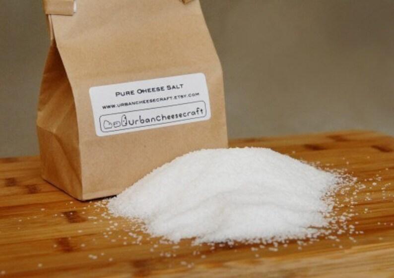 Flake Cheese Salt  Kosher image 0