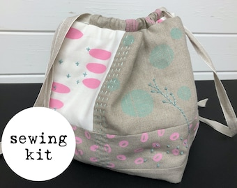 Japanese Rice Pouch Sewing Kit