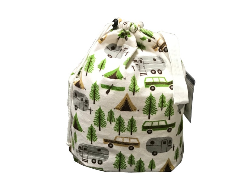 Forest Camping Project Bag Stuff Sack size medium