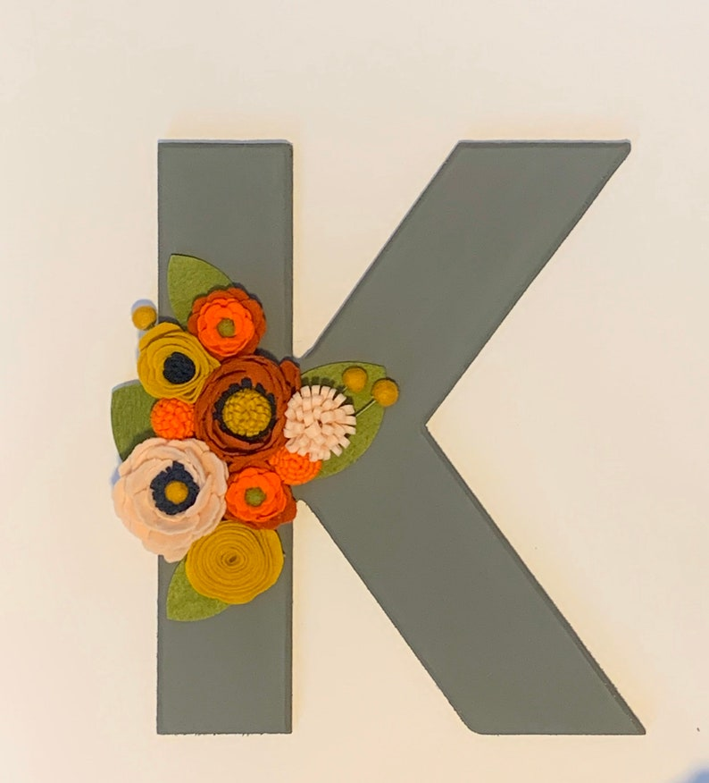 Customizable Letters