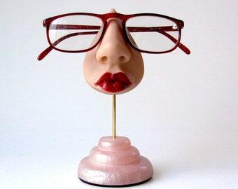 Women's Eyeglass Storage Stand