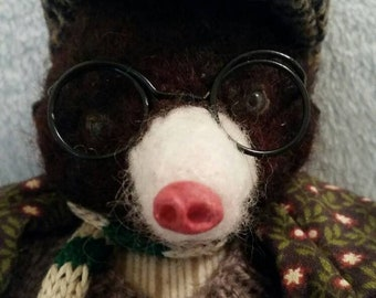 Mole from wind in the willows