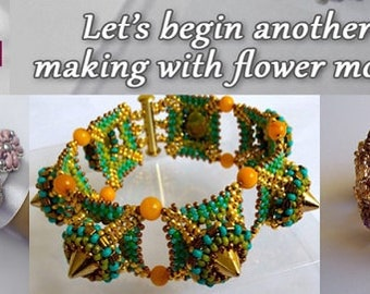 Patterns /& Tutorials DIY Jewelry Making Magazine #47 Beading Patterns Halloween Jewelry Tutorials
