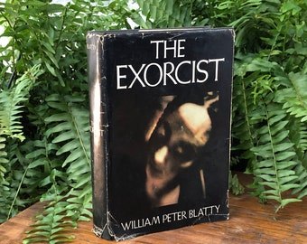 Exorcism book   Etsy