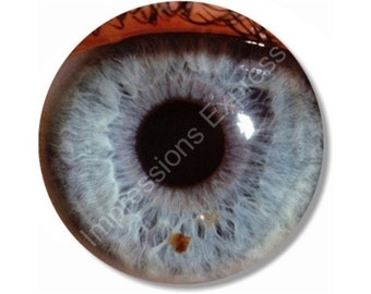 Eye Ball Round Mousepad