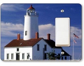Lighthouse Nautical Decora Rocker Light Switch Plate Cover