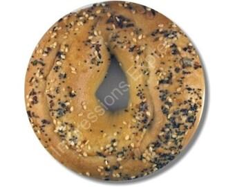 Bagel Round Mousepad
