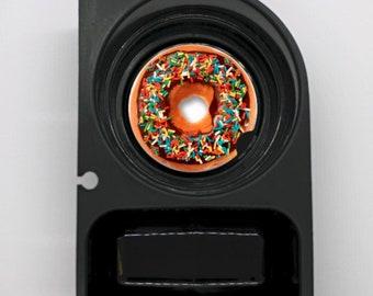 Doughnut Round Sandstone Car Cupholder Coaster