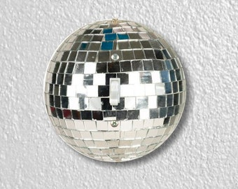 Disco Ball Single Toggle Switch Plate Cover