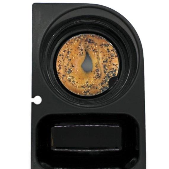 Bagel Round Sandstone Car Cupholder Coaster