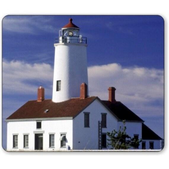 Lighthouse Nautical Mousepad