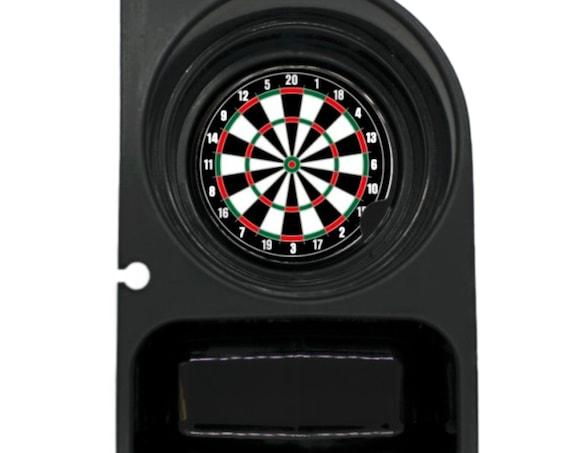 Darts Dartboard Round Sandstone Car Cupholder Coaster
