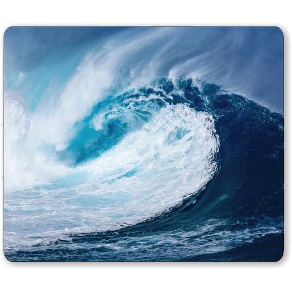Pacific Ocean Wave Mousepad