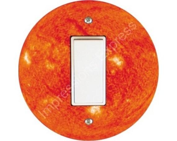 Sun Space Decora Rocker Switch Plate Cover