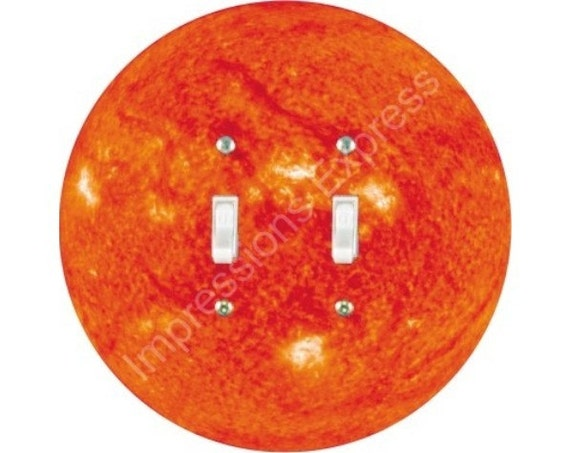 Sun Space Double Toggle Switch Plate Cover