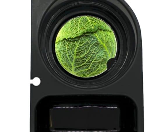 Cabbage Round Sandstone Car Cupholder Coaster
