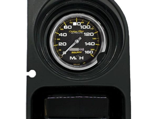 Car Speedometer Round Sandstone Car Cupholder Coaster