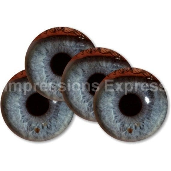 Eye Ball Coasters - Set of 4