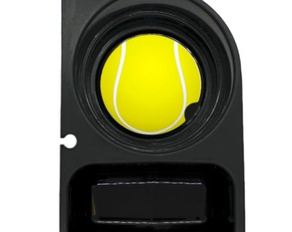 Tennis Ball Round Sandstone Car Cupholder Coaster