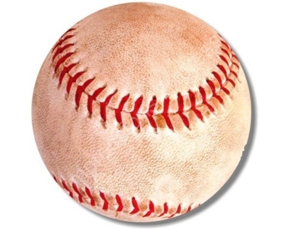 Baseball Ball Sport Round Mousepad