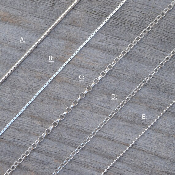 23d1b26b0ea712 solid sterling silver chain snake box diamond cut belcher ball 16