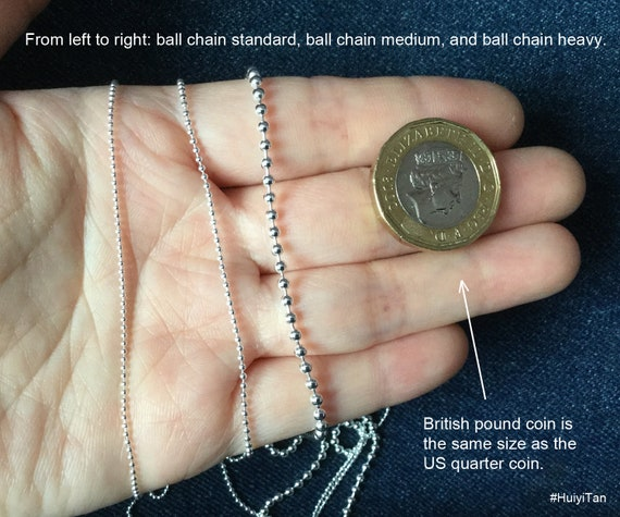Box Snake Diamond Cut Belcher Ball Solid Sterling Silver Chain Belcher