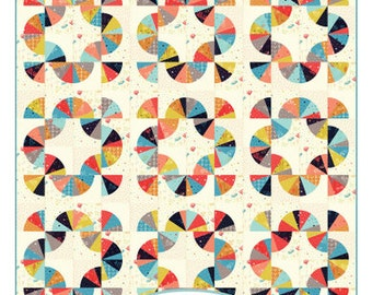 Mahalo Quilt Paper Pattern