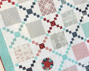 PDF Pattern for Pot Luck Quilt