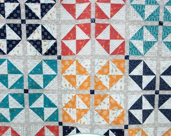 Hope Chest Quilt Paper Pattern