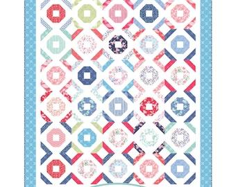 Oceanside Quilt PDF Pattern
