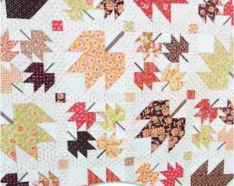 Maple Sky PDF Quilt Pattern