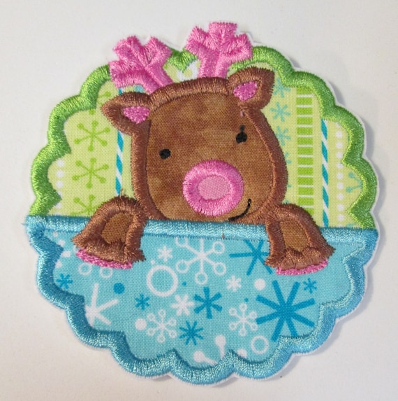 Iron On Applique Patch, Sew On, Custom Made, Embroidered, Patches