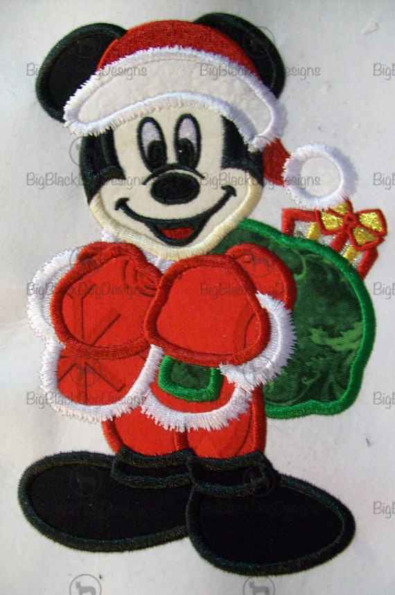 Christmas, Iron On Applique Patch, Sew On, Custom Made, Embroidered, Patches