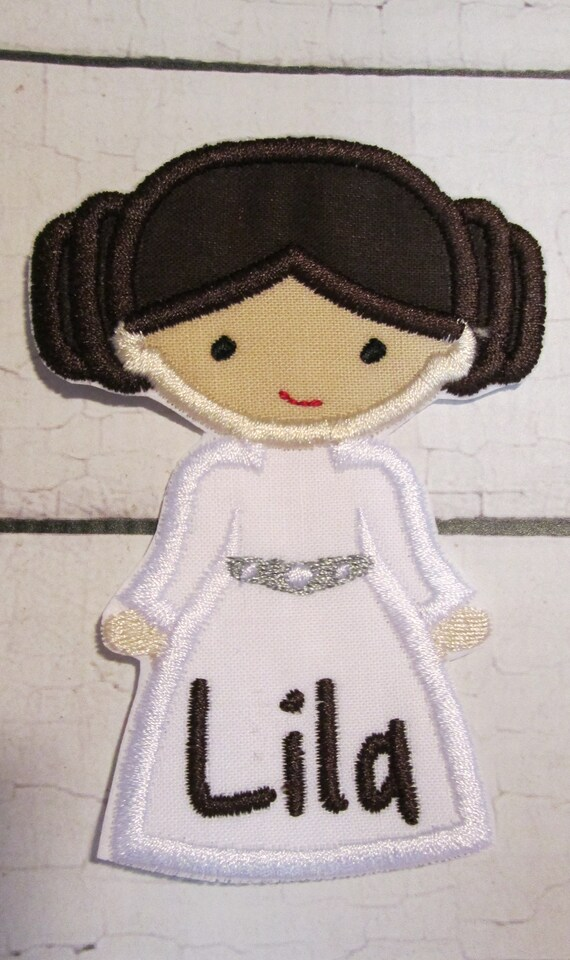 Star World Characters - Iron On Applique - Handmade - Custom Designed - Embroidery Applique Fabric Designs