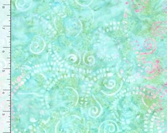 Tonga Riviera Batik~surf B2726~lush Green by Timeless Treasures