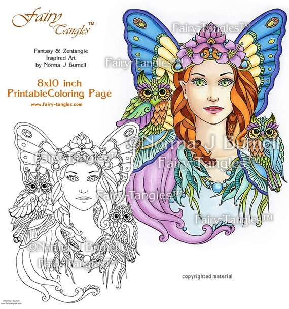 Pixie Hollow Tinkering Fairy Tinkerbell Coloring Pages - Print ... | 608x570