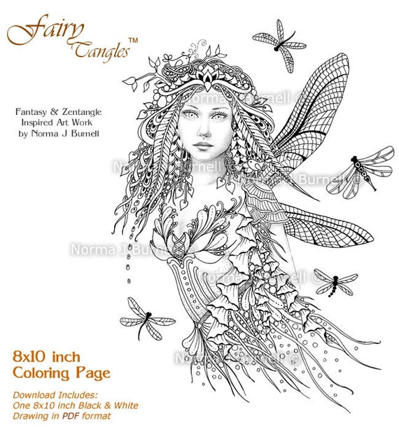 Dragonfly coloring page - Animals Town - animals color sheet ... | 614x570