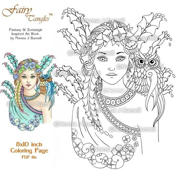 🎨 Godetia Rubicunda Farewell To Spring Coloring Page - Kizi Free ... | 570x570