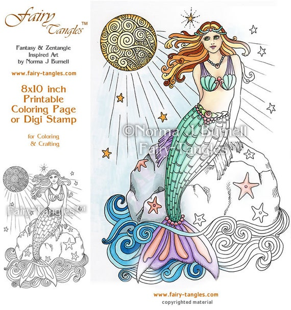 coloring book ~ Excelent Disney Mermaid Coloring Pages Picture ... | 608x570