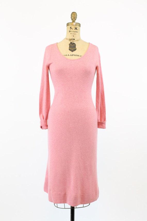 1970s  Halston cashmere dress | vintage designer … - image 2