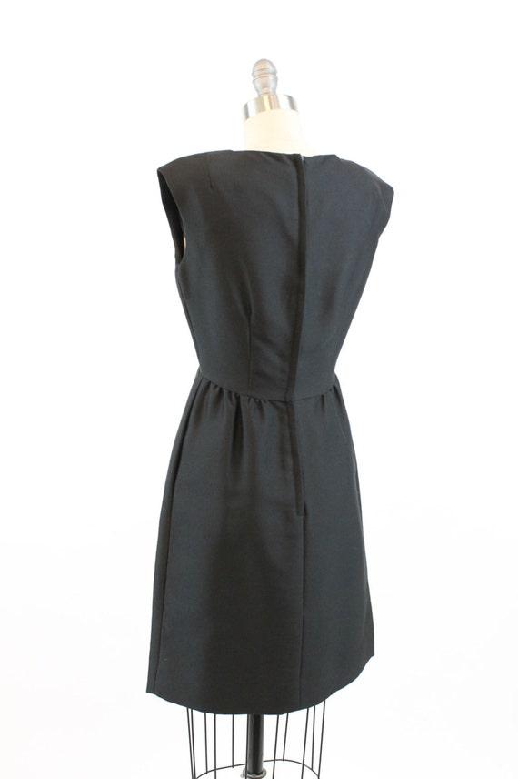 50s Suzy Perette dress xs | vintage silk bow dress - image 5