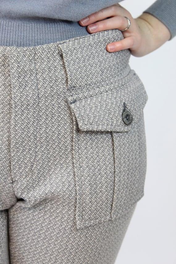 1960s LEVIS sportswear trousers   work wear knit … - image 4