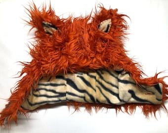 Orange Wild Cat