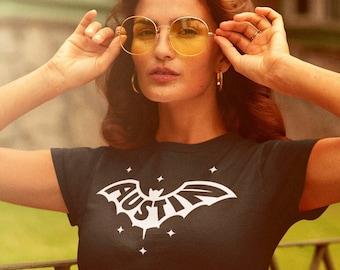 AUSTIN Bat Logo W Stars T-Shirt, Women's Fit • Austin TX fitted tee, Moving to Austin Texas housewarming gift, Keep Austin Weird, Austin fc