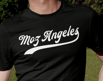 MORRISSEY Shirt • Unisex, MOZ ANGELES, The Smiths soft tshirt, British Alternative t-shirt, Manchester, 80s music tee, gift for her, for him