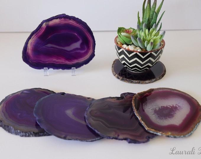Agate Ornament/Coaster