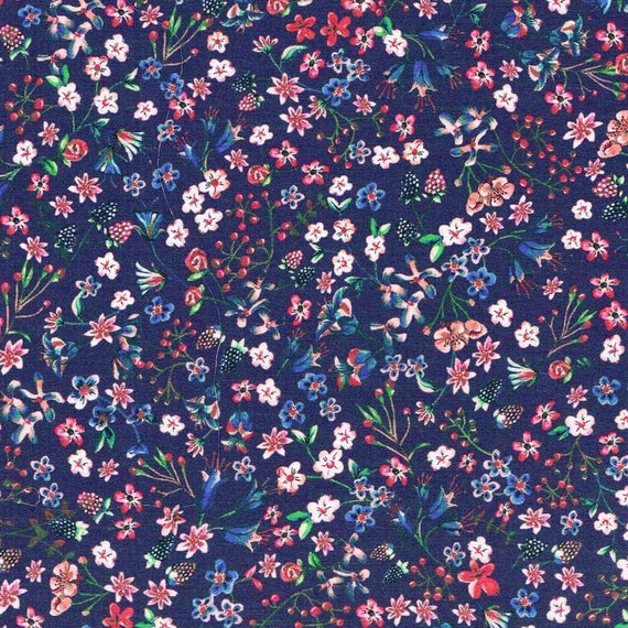 Liberty of London Donna Leigh d. by the yard fabric